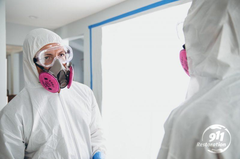 sanitization services technicians