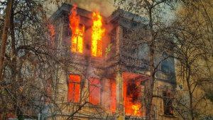 Preventing hoarding Fires